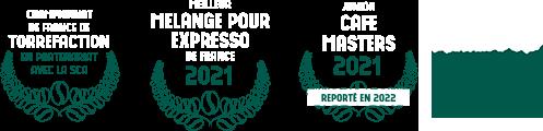 Awards Paris Coffee Show